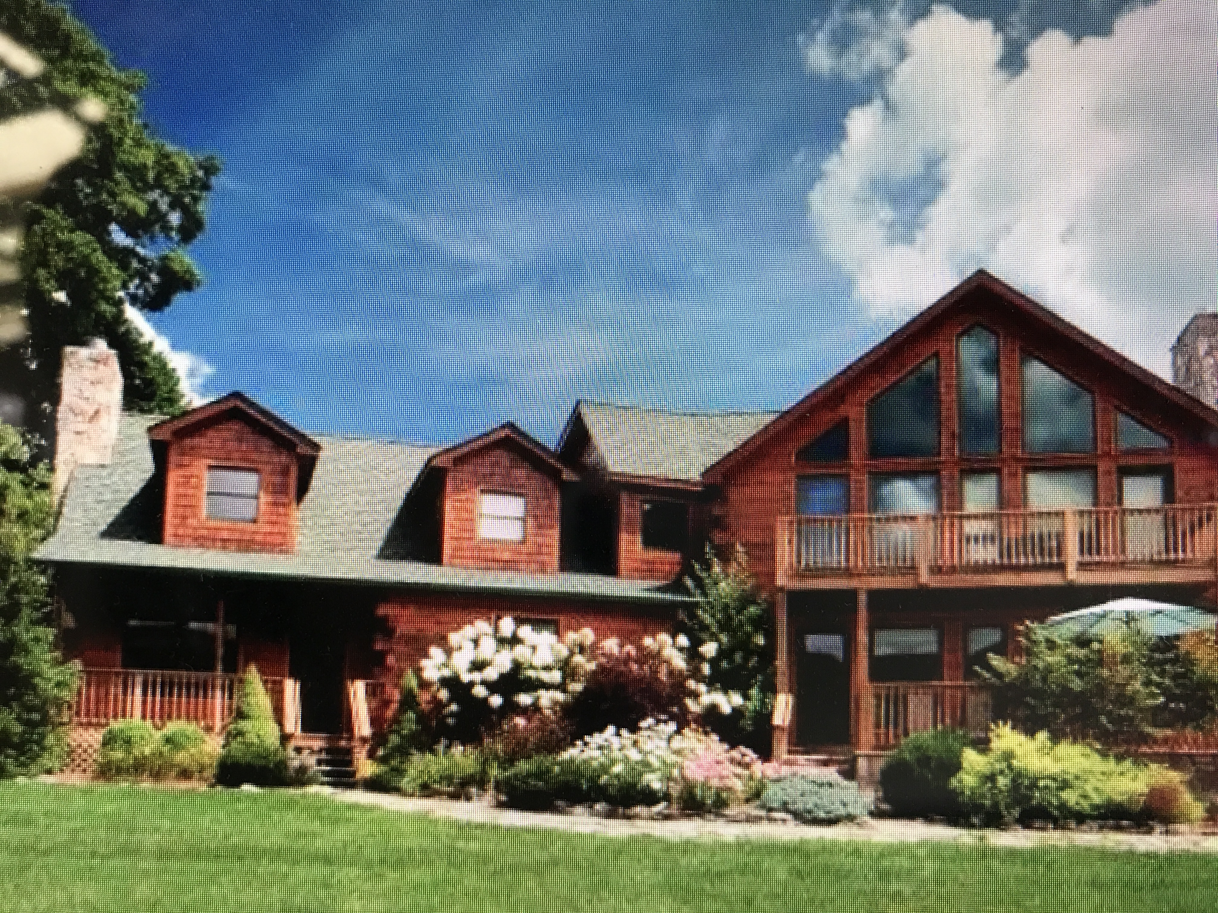 banner elk nc log home mountain mike realty